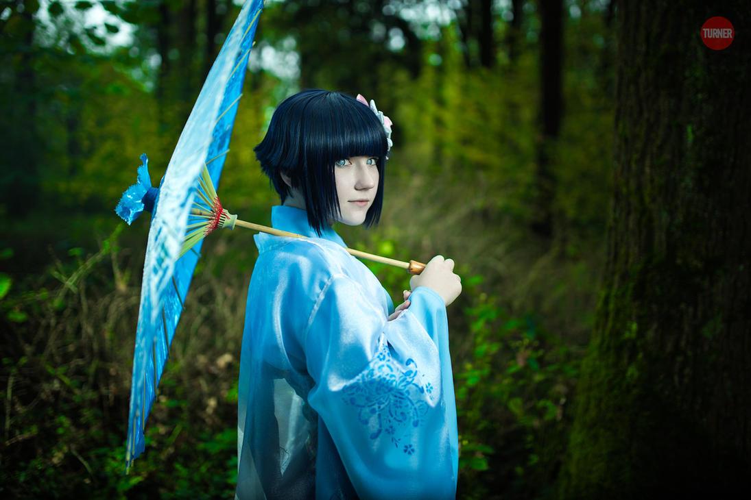 Naruto: Hinata Hyuga by Shinkarchuk