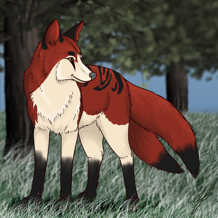 Commission: Fowlx by Avajes