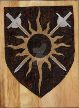 The Dark Sun's Coat of Arms