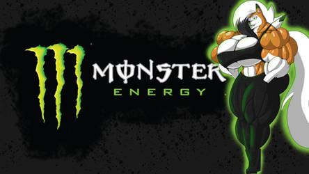 Next Monster Energy Girl by D12-iZoroark