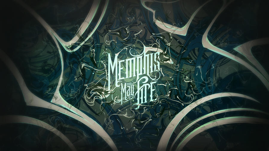 Memphis May Fire Desktop Background by Jp-3