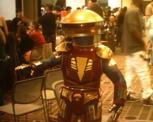 Alpha six costume
