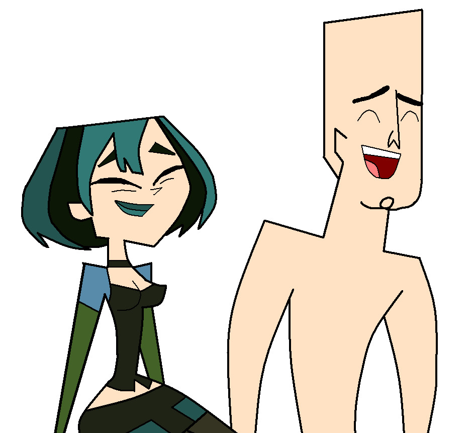 Total Drama Base 005 (Gwen And OC) By IndigoFantasia On
