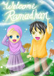 Welcome Ramadhan!!