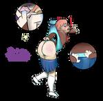 Dorki Dorki Bullying Club 2: Sayori Wedgaloo