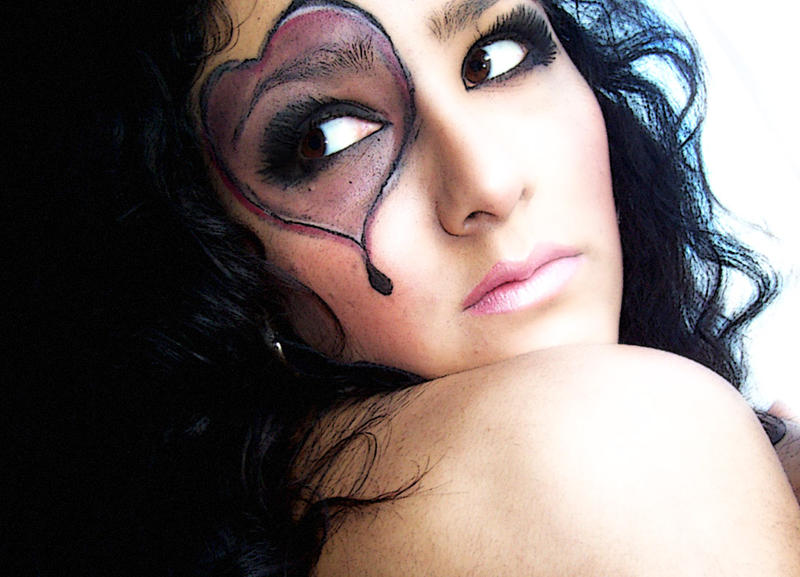 Purple Heart by Karoliniita