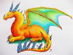 Copic Dragon