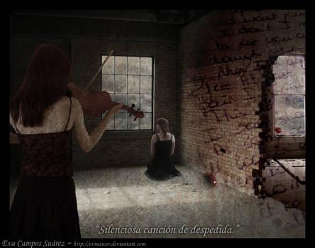 Goodbye silent song