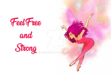 Free and Strong - International Women's Day 2021