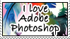 I love Adobe Photoshop by Evinawer