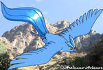 Flying Articuno
