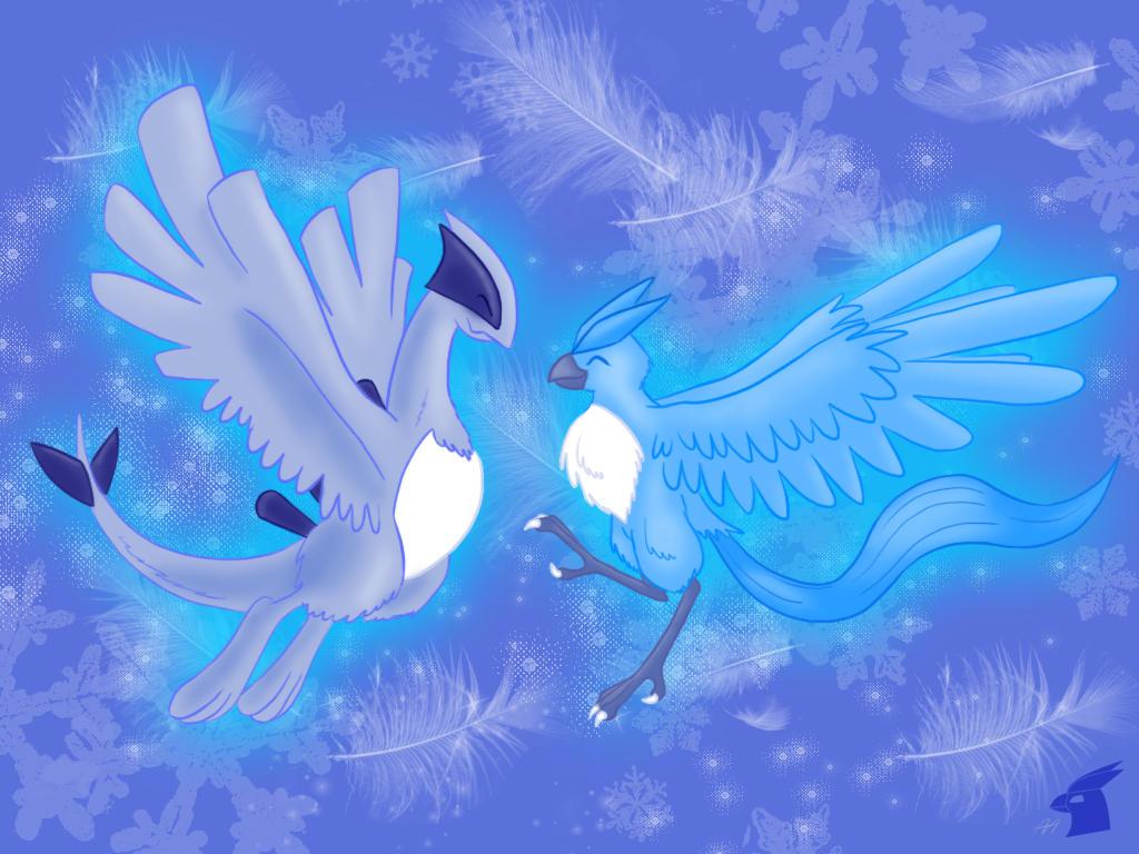 Ice Ice Birdie by Articuno