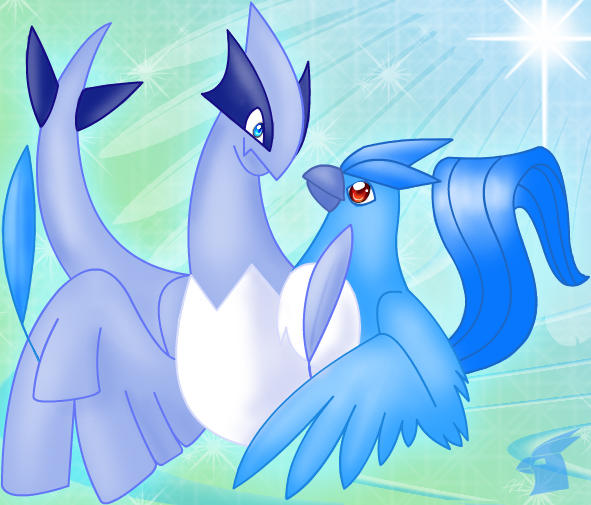 The Exchange by Articuno