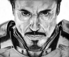 I Am Ironman - Robert Downey Jr by dmbarnham