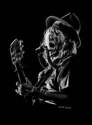Aussie Blues Shaun Kirk