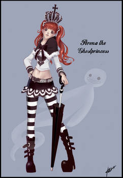 Perona the ghostprincess