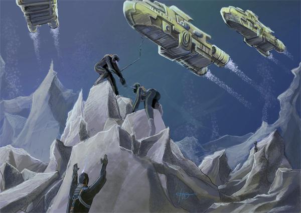 submarines by Izaskun