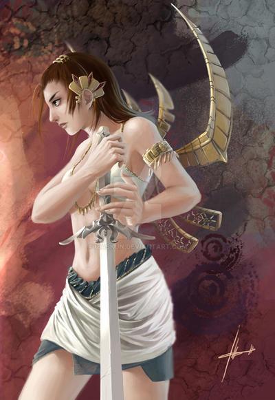 Seraphim by Izaskun