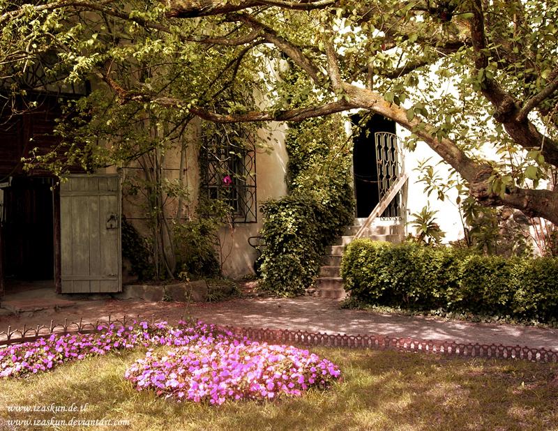 enchanted garden by izaskun - Enchanted Garden