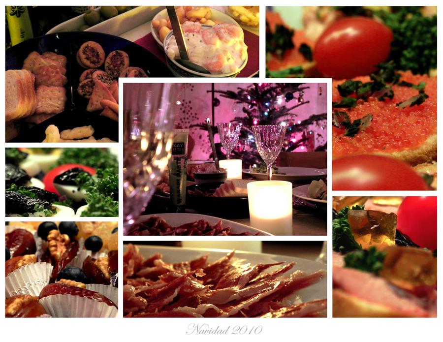 christmas dinner by Izaskun