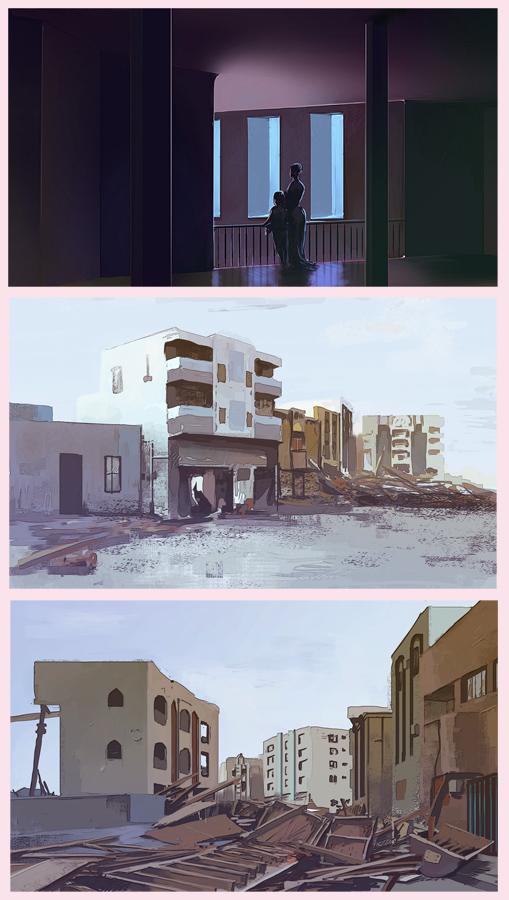some studies by Izaskun