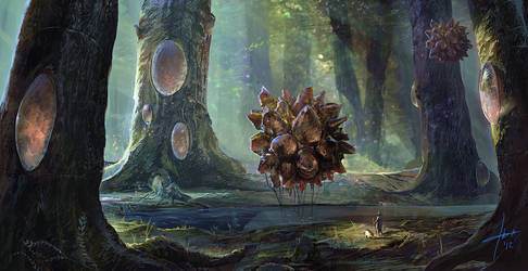 Beautiful Infection by Izaskun
