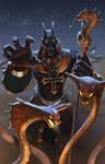 Heroes of Newerth - Anubis Pharaoh