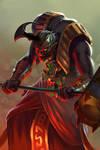 Heroes of Newerth - Demonic Shaman