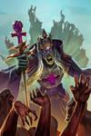 Heroes of Newerth - Archlich Gravekeeper