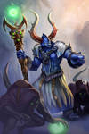 Heroes of Newerth - Antlore Healer