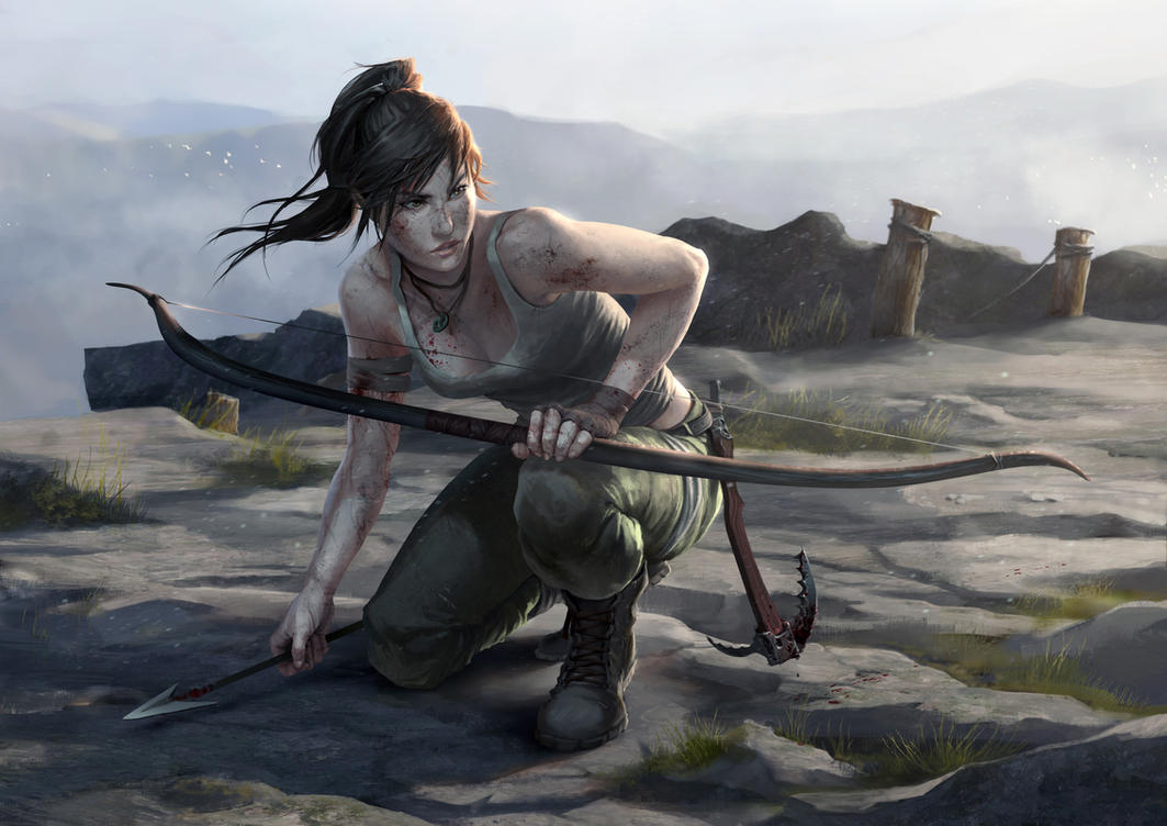 Tomb Raider Reborn Contest by Izaskun