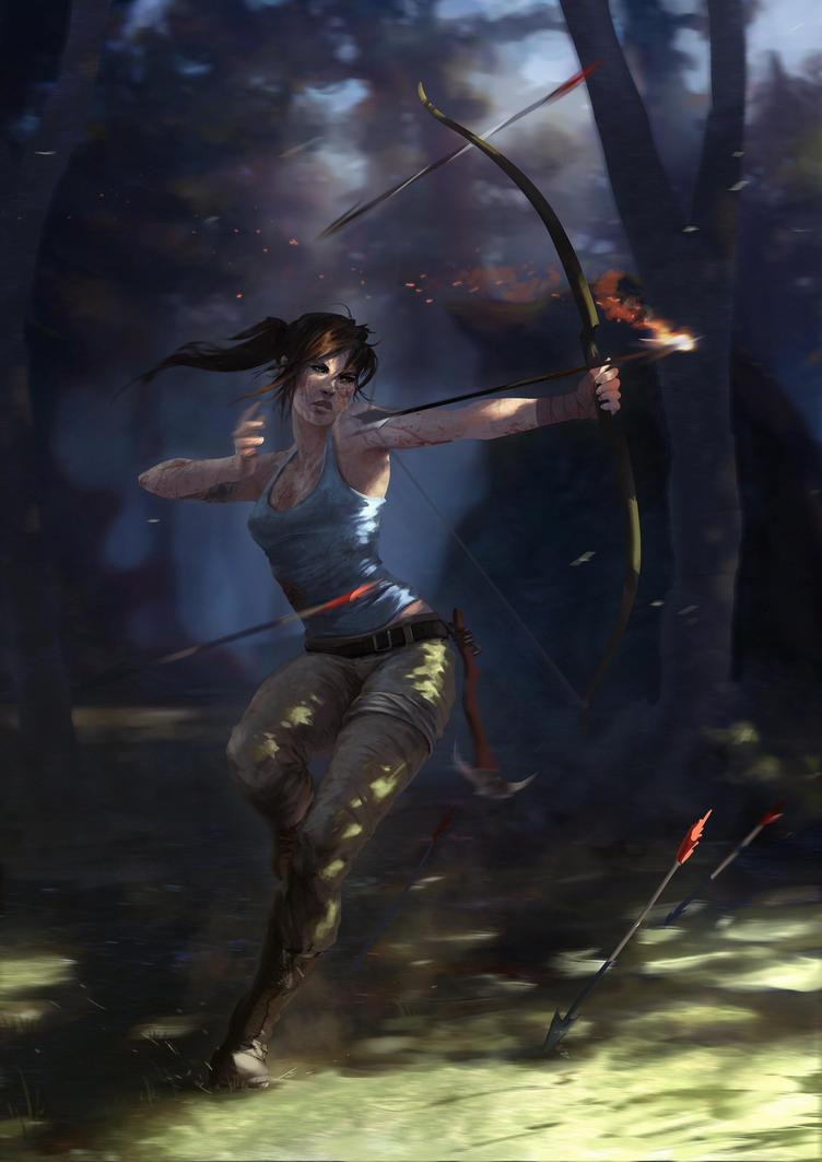 Fight back! by Izaskun
