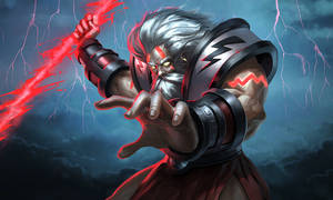 Heroes of Newerth - Zeus