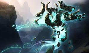 Heroes of Newerth - Ruin Revenant
