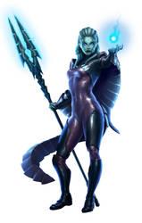 STRIFE - Minerva by Izaskun