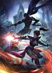 Diablo III - Reaper of Souls, here we come! by Izaskun