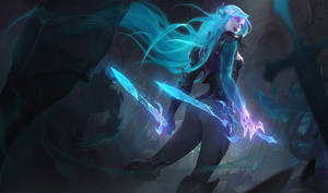 Deathsworn Katarina - League of Legends