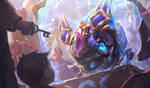 Hextech Kog'maw - League of Legends