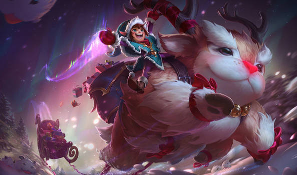 Workshop Nunu - League of Legends