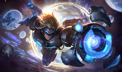 Pulsefire Ezreal - League of Legends