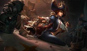 Waterloo Miss Fortune - League of Legends