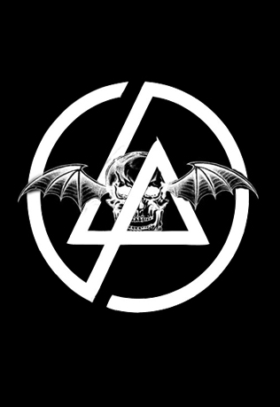DeviantArt: More Like LP A7X iphone itouch wallpaper by ...