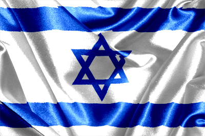 Israel flag by Dangelo
