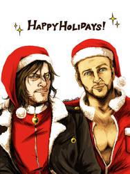 Happy Holidays! by 00sakon00