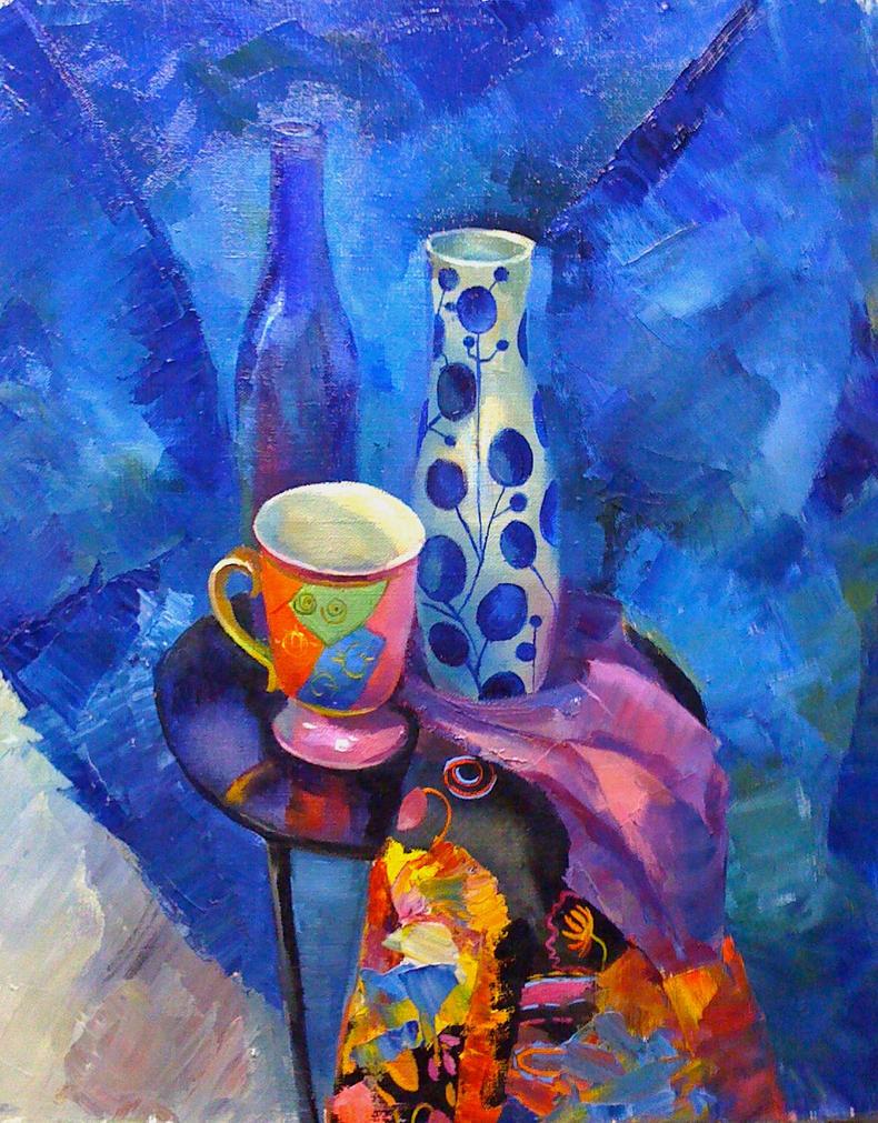 blue by Luybashka