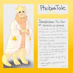 Undertale AU: Phobiatale: Alphys