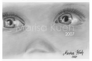 Baby eyes by marskueh