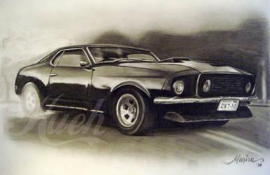 Mustang Boss 429 by marskueh