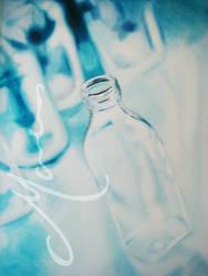 Bottles by marskueh