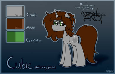 Updated Cubic Reference by Internetianer